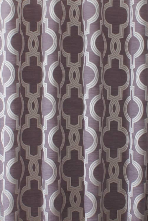 Aspen Heather Made to Measure Curtains