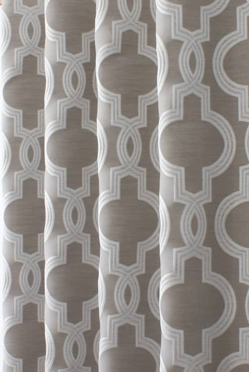 Aspen Putty Made to Measure Curtains