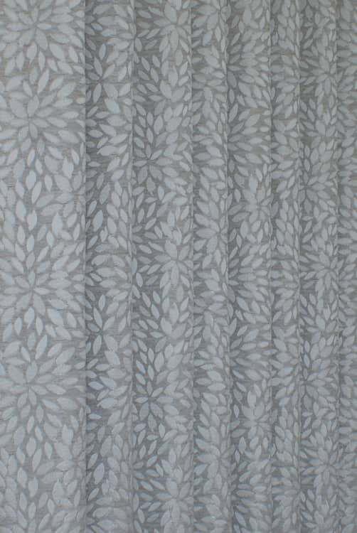 Hawthorne Putty Curtain Fabric