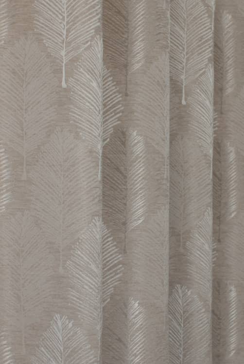 Elm Taupe Roman Blinds