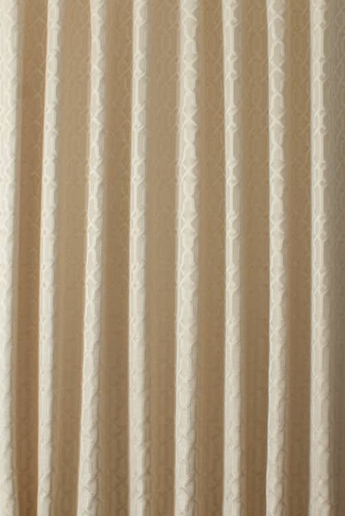 Alder Cream Roman Blinds