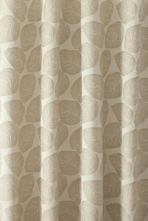 Hanna Alabaster Curtain Fabric