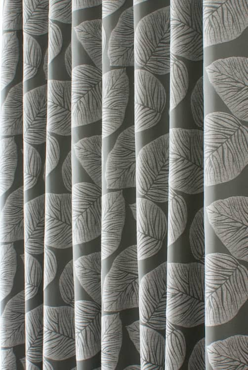 Hanna Carbon Made to Measure Curtains