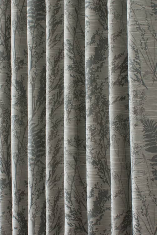Keshiki Carbon Roman Blinds