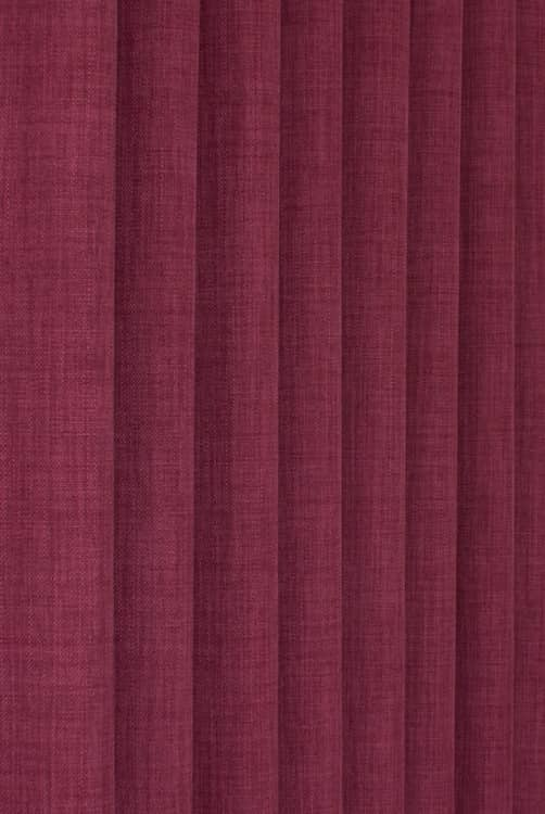 Linoso Raspberry Made to Measure Curtains