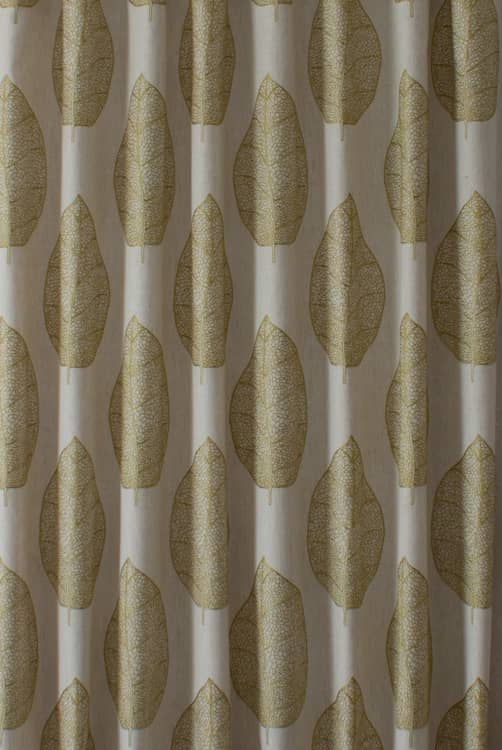 Sorano Eucalyptus Curtain Accessories