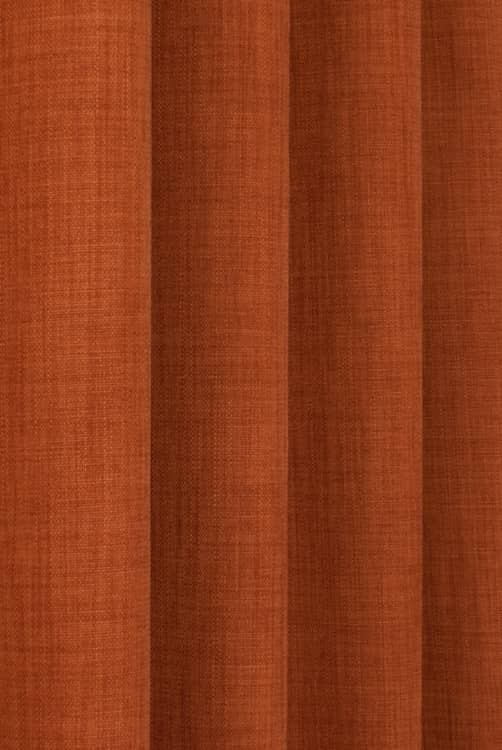 Linoso Cayenne Made to Measure Curtains