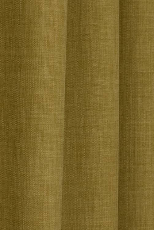 Linoso Olive Made to Measure Curtains