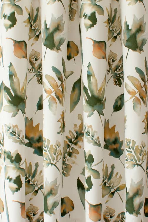 Fall Cream Made to Measure Curtains