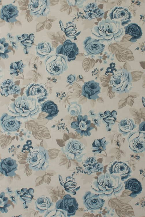 Genevieve Chambray Made to Measure Curtains
