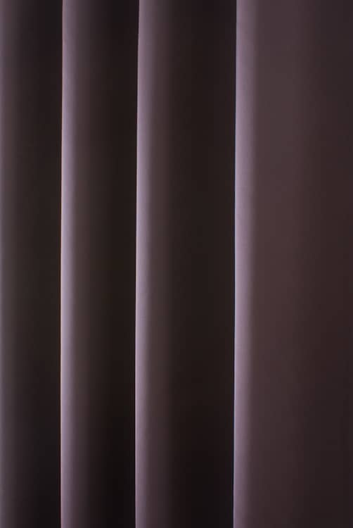 Asina Aubergine Made to Measure Curtains