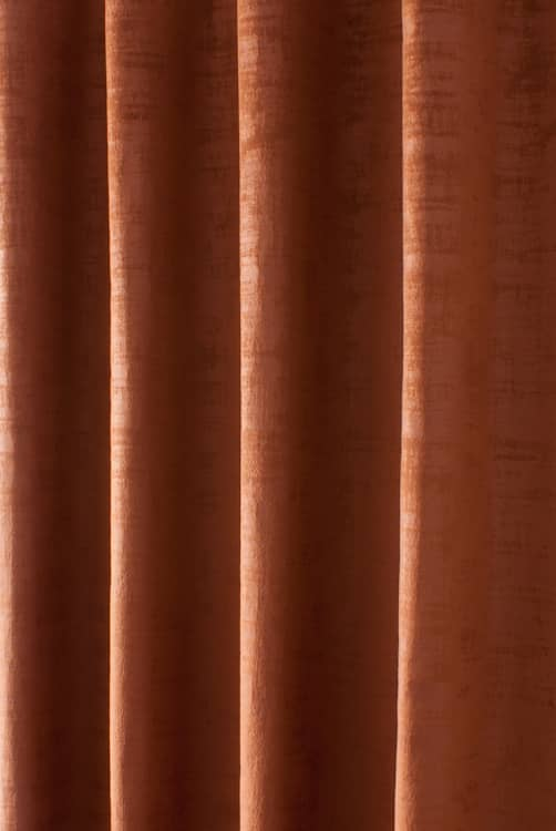 Dakota Velvet Saffron Made to Measure Curtains
