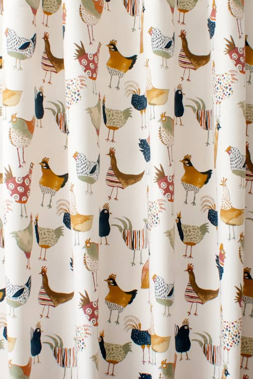 Harriet Vintage Made to Measure Curtains