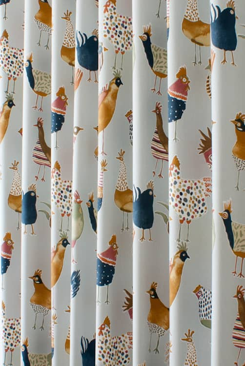 Harriet Colonial Made to Measure Curtains