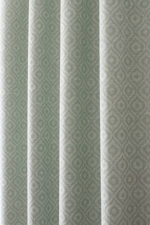 Austin Sky Curtain Fabric