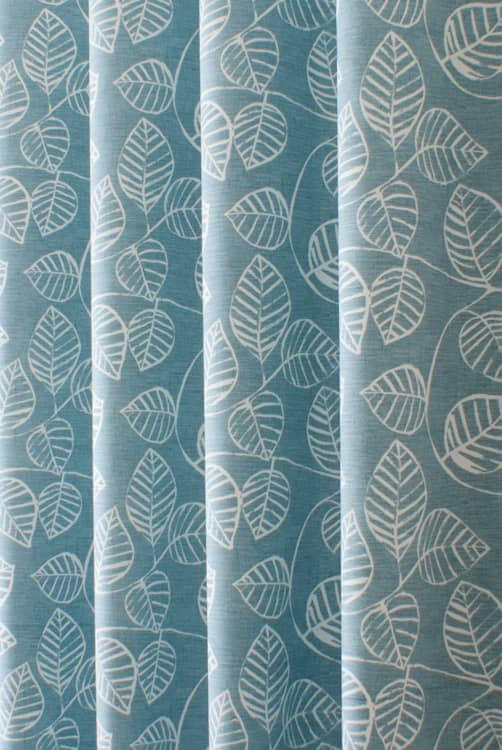 Caracas Denim Curtain Fabric