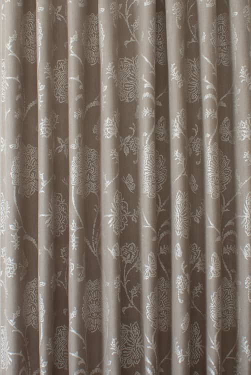 Fielding Canvas Curtain Fabric