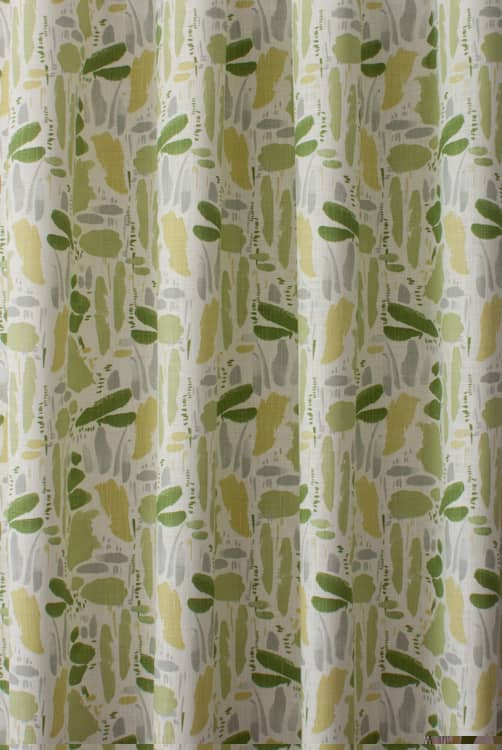Delta Meadow Curtain Fabric