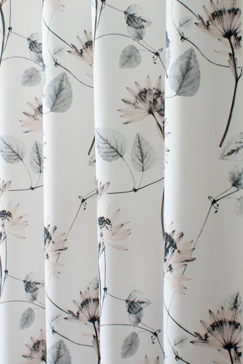 Lana Pebble Roman Blinds
