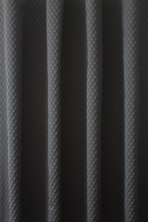 Diamond Graphite Made to Measure Curtains
