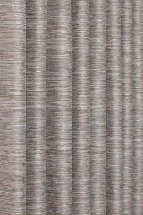 Shimmer Latte Curtain Fabric