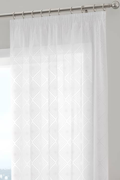 Tetra White panels Voiles & Voile Panels