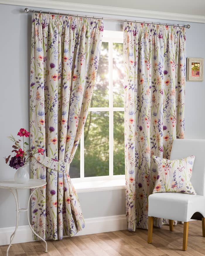 Hampshire Multi Ready Made Curtains