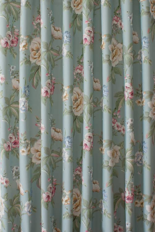 Bailey Duck Egg Made to Measure Curtains