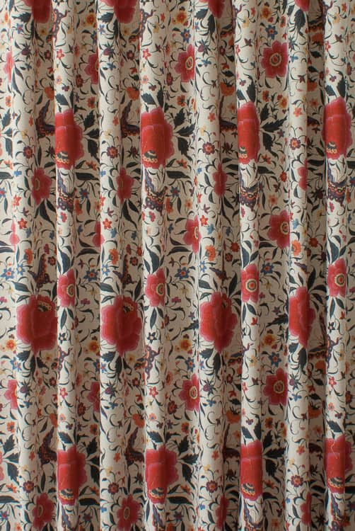 La Habana Linen Made to Measure Curtains