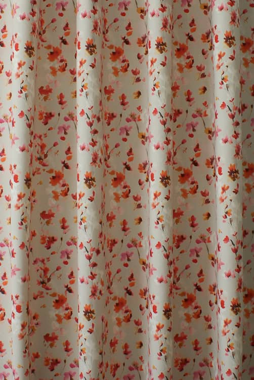 Alverstone Coral Made to Measure Curtains