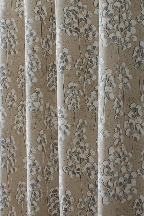 Kernock Wheat Made to Measure Curtains