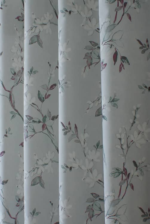 Florence Rose Roman Blinds