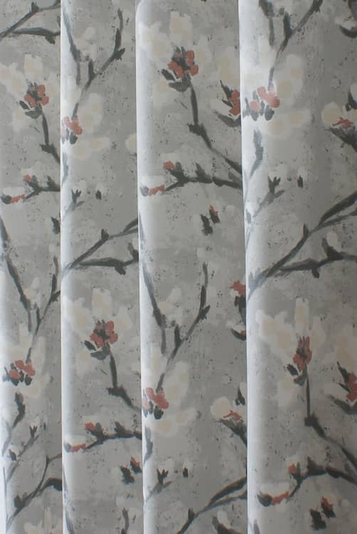 Mayfield Rose Roman Blinds