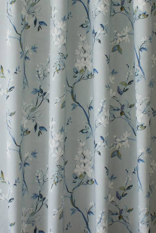 Florence Sky Made to Measure Curtains