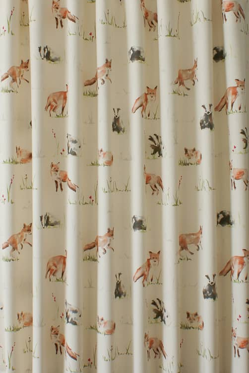 Fox Multi Roman Blinds
