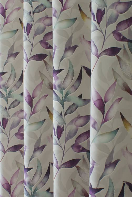 Cranmore Heather Curtain Fabric