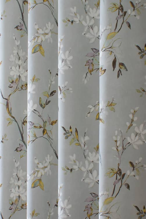 Florence Heather Made to Measure Curtains