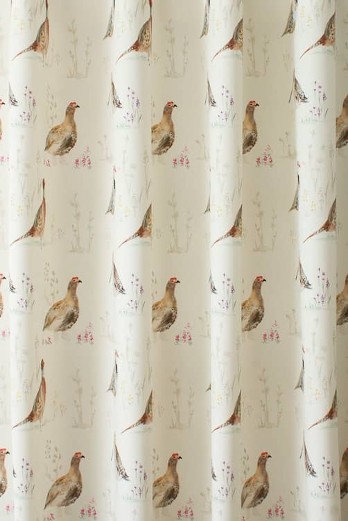 Gamebird Multi Made to Measure Curtains