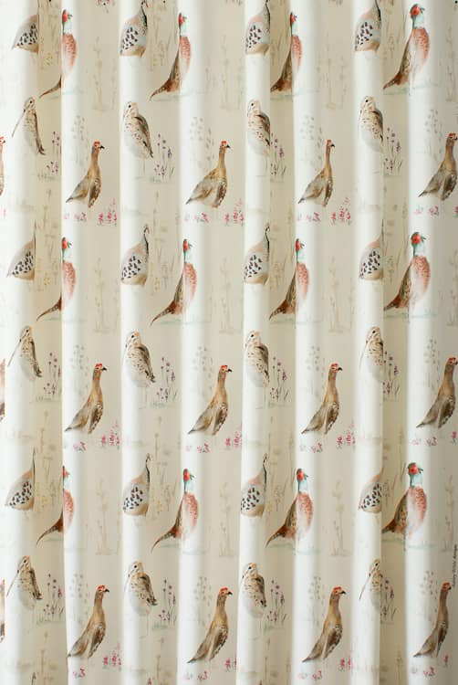 Gamebird Multi Roman Blinds
