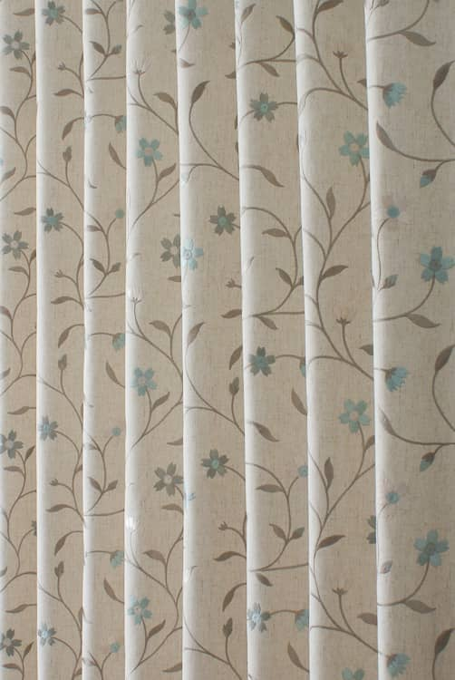 Mellor Mineral Roman Blinds