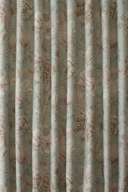 Sissinghurst Mineral Roman Blinds