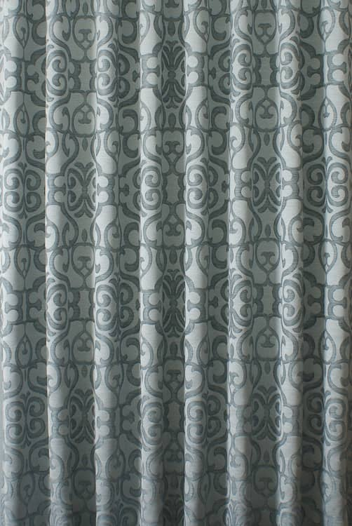 Bellucci Porcelain Roman Blinds