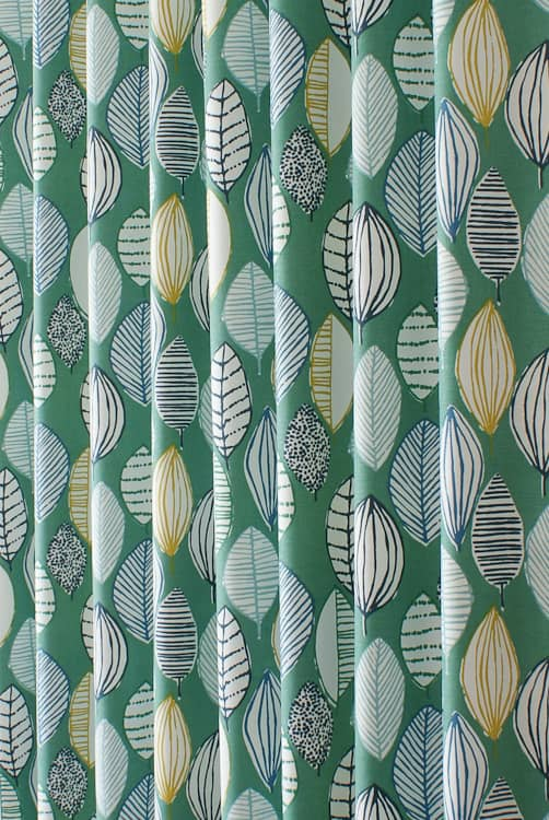 Canyon Lagoon Curtain Fabric