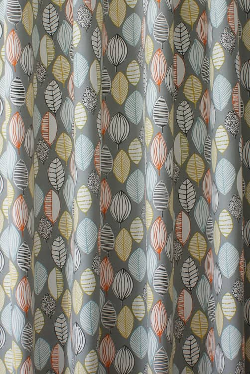 Canyon Margarita Curtain Fabric