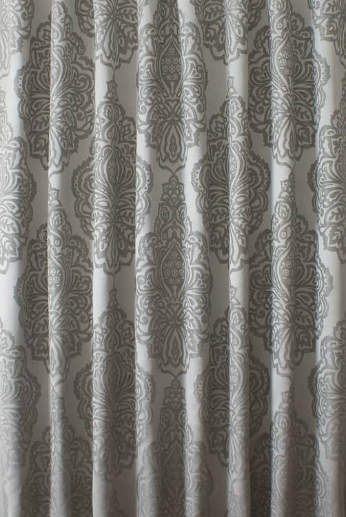 Botticelli Feather Made to Measure Curtains
