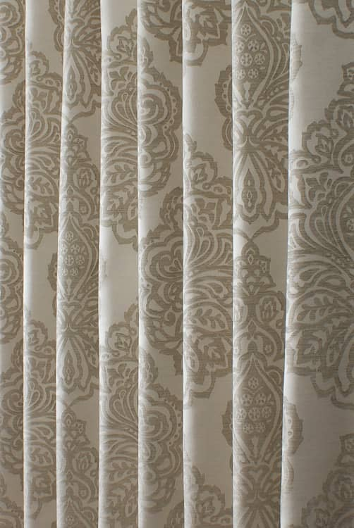 Botticelli Vanilla Made to Measure Curtains