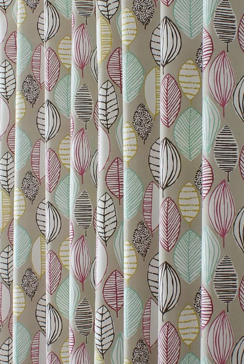 Canyon Daiquiri Curtain Fabric