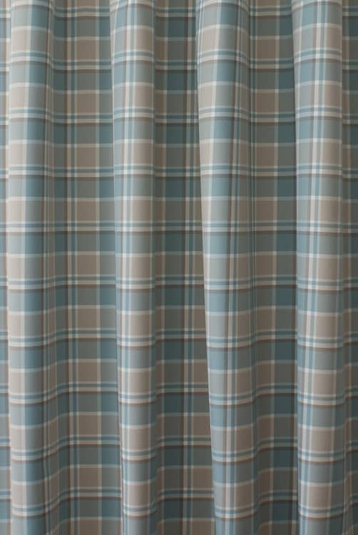 Bowland Mineral Curtain Fabric