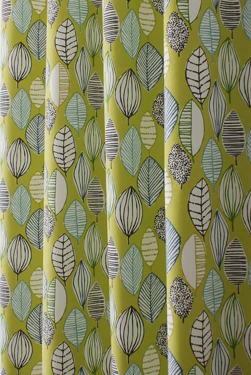 Canyon Mojito Made to Measure Curtains