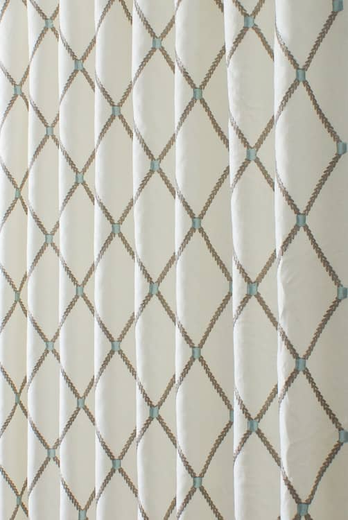 Marton Duck Egg Roman Blinds